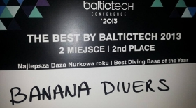 Banana Divers na BALTICTECH